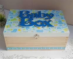 Personalised Keepsake Box Baby Box Wooden Keepsake Storage Box Can Be Personalised