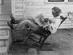 Old Rocking Chair On Porch Old Man On Rocking Chair Clipart Image Collection
