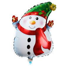 online shop new christmas tree santa claus cartoon balloon air