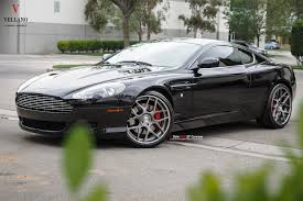 aston martin db9 custom aston martin db9 l vellano vck 20 u2033 concave vellano forged wheels