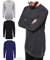 mens zip sweater ebay