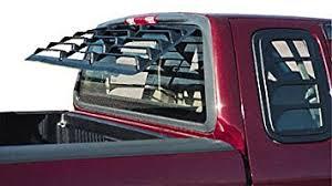 dodge ram rear window amazon com willpak industries 8058 abs style design truck
