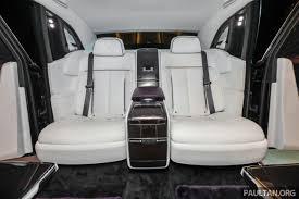harga roll royce rolls royce phantom 2018 kini di m u0027sia u2013 v12 6 75 liter berkuasa