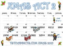 christmas 2015 calendar act twothe simpsons tapped out addictsall