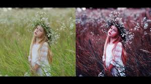 dramatic color effect photoshop cc 2014 youtube