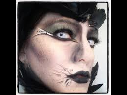 the crow makeup tutorial eng 14