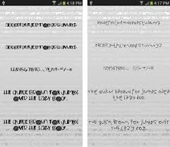 flipfont apk free silly fonts for flipfont free apk version 8 06 1