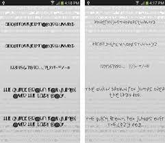 flipfont apk free silly fonts for flipfont free apk version 8 06 1