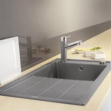 evier cuisine blanco évier etagon 500 alumétallic blanco espace aubade
