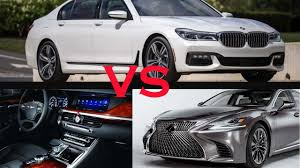 lexus ls 500 coupe 2018 lexus ls 500 vs genesis g90 vs bmw 7 series top luxury cars