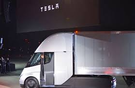electric semi truck anheuser busch wants to deliver beer with tesla u0027s electric semi trucks