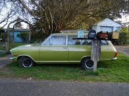 opel kadett 1976 seattle u0027s parked cars 1969 opel kadett wagon