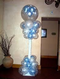 snowflake balloons snowflake balloons my s winter sweet