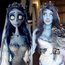 Spooky Halloween Costumes Girls 25 Corpse Bride Costume Ideas Bride Costume