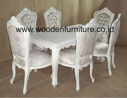 Antique Reproduction Dining Chairs French Style Dining Chair Classic Dining Room Furniture European