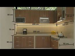 what is the standard height of a kitchen wall cabinet standard kitchen measurements