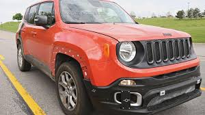 red jeep patriot 2017 jeep compass u0026 patriot successor spied
