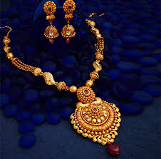 best necklace stores images Long necklace 3 gold jewellery bridal jewellery stores best jpg