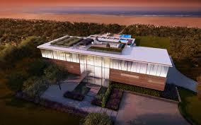 andre kikoski designs modern glass mansion in hamptons u2013 mansion