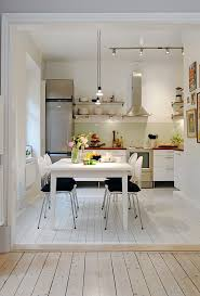 Eat In Kitchen Design Ideas 32 Brilliant Hacks To Make A Small Kitchen Look Bigger Eatwell101