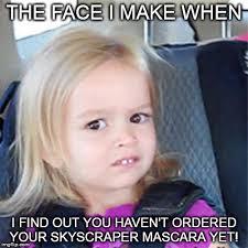 Little Girl Face Meme - little girl chloe latest memes imgflip
