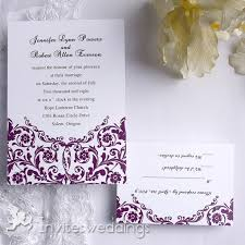 Cheap Wedding Invitation Cheap Wedding Invitation Cards With Rsvp Return Cards