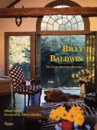Billy Baldwin Interior Designer by Habitually Chic Fall Book Brigade