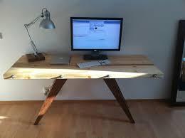 Diy Desk Accessories by Charming Diy Wood Desk 121 Diy Wood Desk Name Plate Amazing Custom