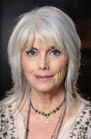 shag haircut without bangs over 50 flipped ends and piecey bangs great hairstyle for women over 50