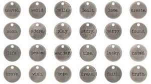 inspirational charms word charms quote charms inspirational charms tag charms assorted