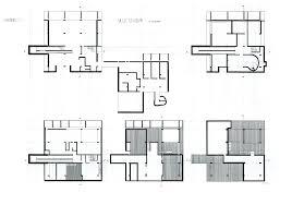 le corbusier shodan house plan house design plans
