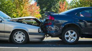 even if you repair a crashed car your resale value will not