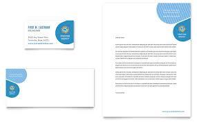 employment agency business card u0026 letterhead template design
