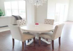 Brookline Tufted Dining Chair White Dining Room Chair Home Design