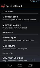 android volume brilliant android app adjusts volume to car speed evolver fm