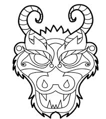 chinese dragon coloring pages easy china coloring pages dragon boat festival from ancient china time