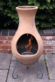 Extra Large Clay Chiminea Terracotta Chiminea Fire Pit U2013 Jackiewalker Me