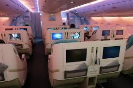 Air France A380 Seat Map by Korean Air A380 And 747 8i First Class Overview Point Hacks