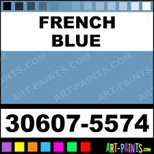 Blue Paints French Blue Lead Free Enamel Paints 30607 5574 French Blue