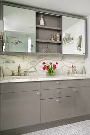 Mirrored Bathroom Vanities by Best 25 Gray Bathroom Vanities Ideas On Pinterest Bathroom