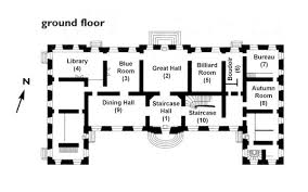 chateau floor plans chateau de cheverny ground floor plan architectural plans and