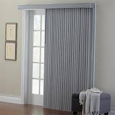 patio doors bali patio door vertical blinds black at sears