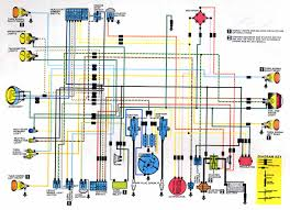 honda wave electrical wiring diagram with schematic 41014
