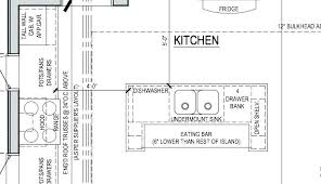 island kitchen plan february 2018 colecreates com