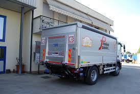 camion porta auto allestimento camion per trasporto farina e derivati mulino