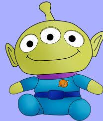toy story alien ishkitty deviantart