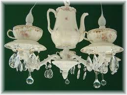 Tea Cup Chandelier 93 Best Tea Lights Images On Pinterest Teapot Lamp Tea Time And