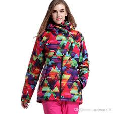 2017 Gsou Snow Womens Ski Jackets And Coats Snowboard Jackets Ski
