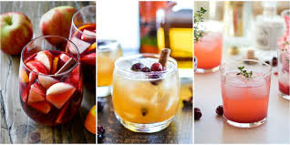 14 best fall cocktails for thanksgiving recipes for easy