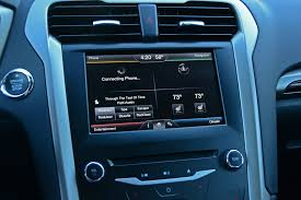 ford fusion hazard lights 2015 ford fusion se myford touch sync screen